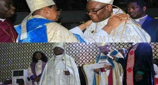 Archbishop Asare Bediako has been in the ministry for 30 years