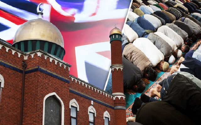 Muslims (Islam) taking over Great Britain
