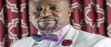 Rev. Isaac Osei-Bonsu, founder of MOGPA - Moments of Glory Prayer