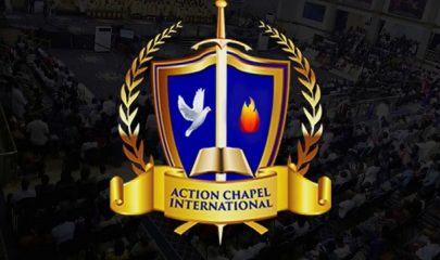 Prayer Cathedral, Action Chapel International.