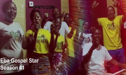 Eba Gospel Star hits Kumasi with Gospel reggae