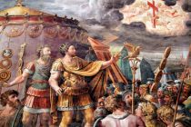 Emperor Constantine - The Great Painting