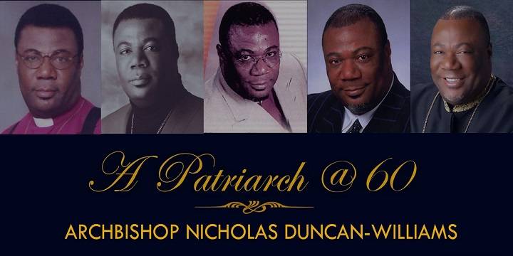 Nicholas Duncan-Williams is the Presiding Archbishop and General Overseer of Christian Action Faith Ministries (CAFM)