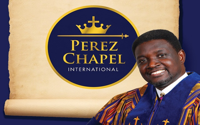 Perez Chapel International - Bishop Charles Agyinasare.