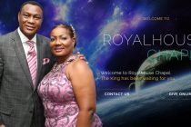 Rev. Sam Korankye Ankrah and his wife - Rita Korankye Ankrah