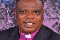 Bishop John Bienose of Church of God Mission International, Nigeria.