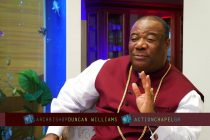 Archbishop Nicholas Duncan Williams - Founder of Action Chapel International