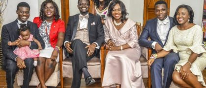 Bishop Charles Agyin-Asare & wife