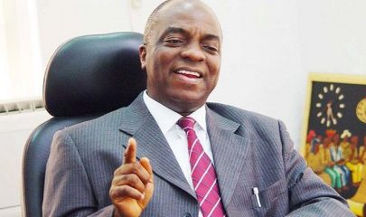 Bishop David Olaniyi Oyedepo