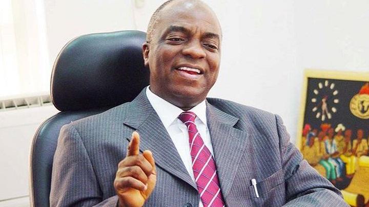 Bishop David Olaniyi Oyedepo
