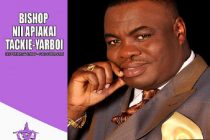Bishop Nii Apiakai Tackie-Yarboi