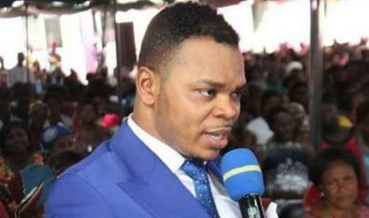 Bishop Daniel Obinim or Angel Obinim, Leader Of International God's Way Church