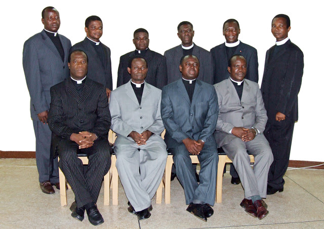 The Executive Council is currently made up of Apostles Dr. Opoku Onyinah (Chairman), Alexander Nana Yaw Kumi-Larbi (General Secretary), Emmanuel Gyesi -Addo (International Missions Director), Dr. Alfred Koduah (member), Ekow Badu Wood (member), Ousmane Zabre (member), Eric Nyamekye (member), Joseph Assabil (member), David Tekper (member) Nii Kotei Djani (member), Mark Obeng Andoh (member), Dr. Emmanuel Anthony Owusu (member), Samuel Osei Asante (member) Yaw Adjei Kwarteng (member) and Prophet James Osei Amaniampong (member).