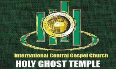 ICGC - Holy Ghost Temple