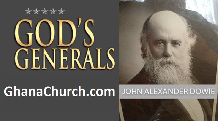 "John Alexander Dowie—""The Healing Apostle"""