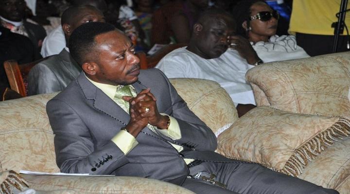 Apostle Dr. Isaac Owusu Bempah