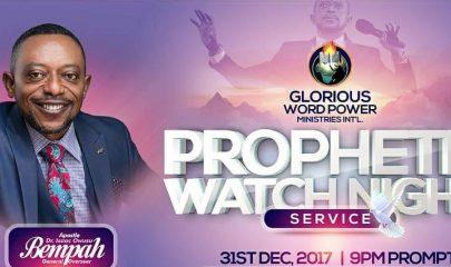 Apostle Dr. Isaac Owusu Bempah's 2018 Prophecies