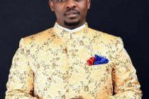 Prophet Nigel Gaisie, General overseer of the True Word Prophetic Fire Ministry