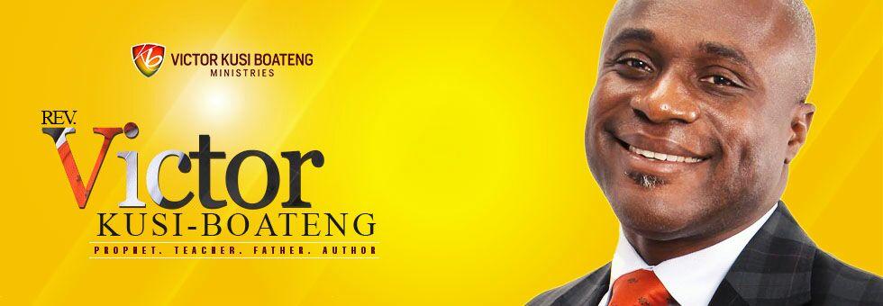 Prophet Victor Kusi Boateng