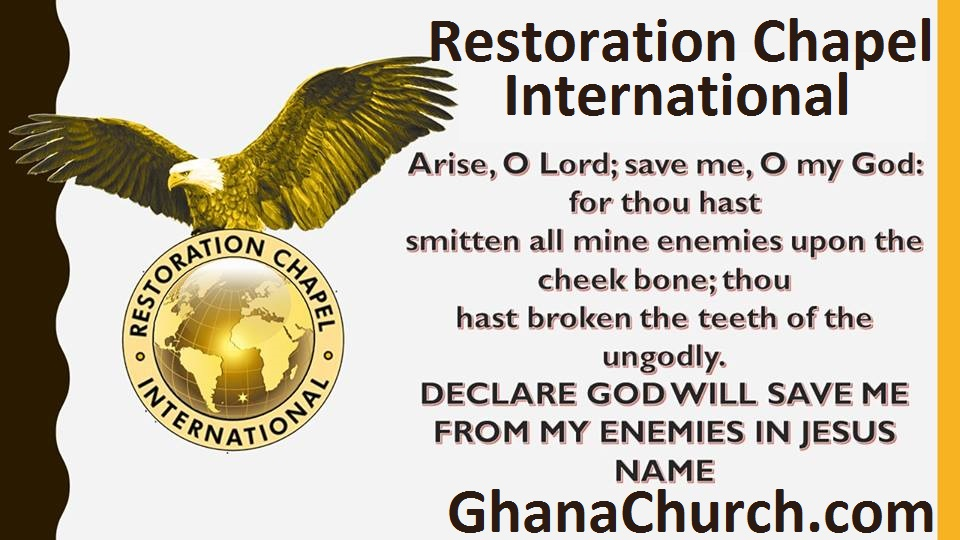 Restoration Chapel International