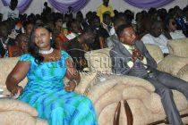 Rev. and Ex-Mrs. Owusu Bempah