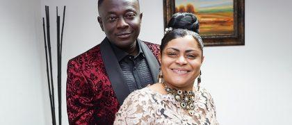 Prophet Frank Dwomoh Sarpong and His Wife Pastor Vivian Dwomoh Sarpong