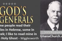 "Smith Wigglesworth - ""APOSTLE OF FAITH"""