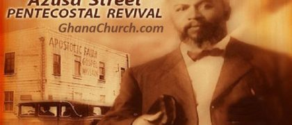 "William J. Seymour - ""The Catalyst of Pentecost"""