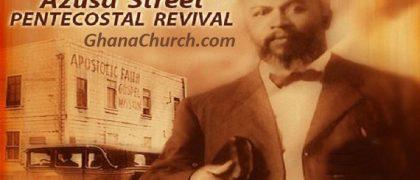"William J. Seymour - ""The Catalyst of Pentecost"""