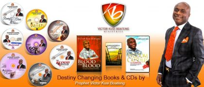 Power Chapel Worldwide - Prophet Victor Kusi Boateng