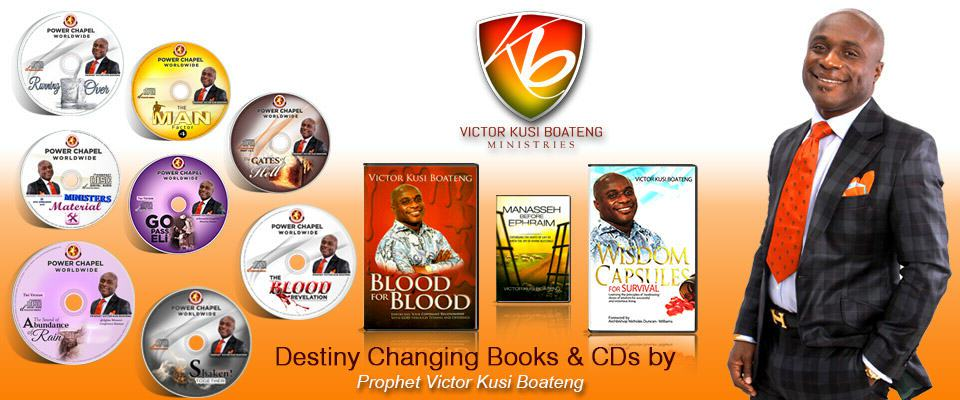 Power Chapel Worldwide - Prophet Victor Kusi Boateng