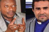 Apostle Owusu Bempah (Right) and Prophet Dennis Whole (Left)