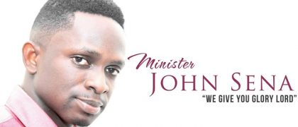 Evangelist John Sena is an African singer-songwriter