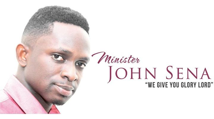 Evangelist John Sena is an African singer-songwriter