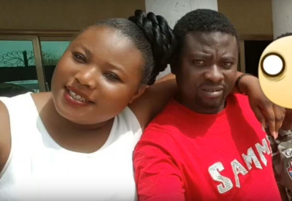 Ohemaa Jacky (Left) and Brother Sammy (Right)