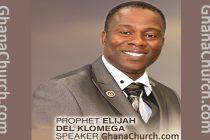 Prophet Elijah Del Klomega is a Man of unification