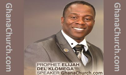 Prophet Elijah Del Klomega is a Man of unification