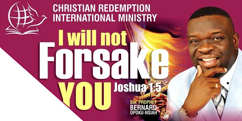 Prophet Bernard Opoku Nsiah