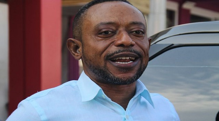 Rev. Isaac Owusu Bempah, Founder and leader of Glorious Word Power Ministry International
