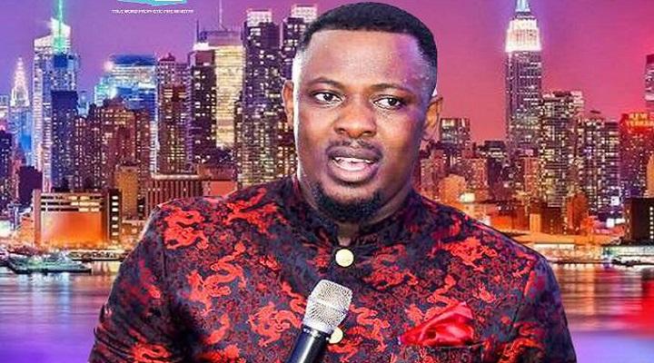Prophet Nigel Gaisie - Leader of the True Word Prophetic Fire Ministries