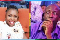 Afia Schwarzenegger (Left) and Prophet Kumchacha (Right)