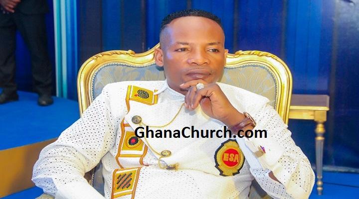 Bishop Elisha Salifu Amoako