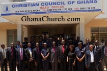 Christian Council of Ghana - CCG