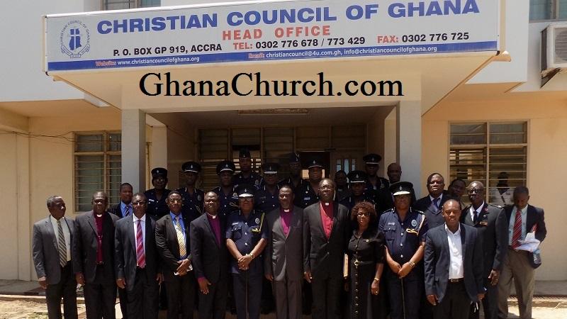 Christian Council of Ghana - CCG
