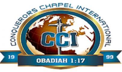 Conquerors Chapel International logo