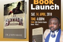 The Battle of Success Book by Apostle Dr. Joseph Mihaye