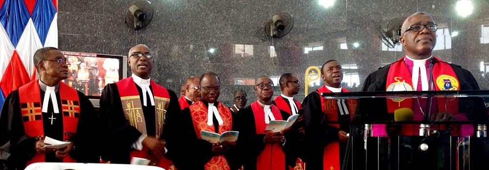 Presiding Bishops & ArchBishops