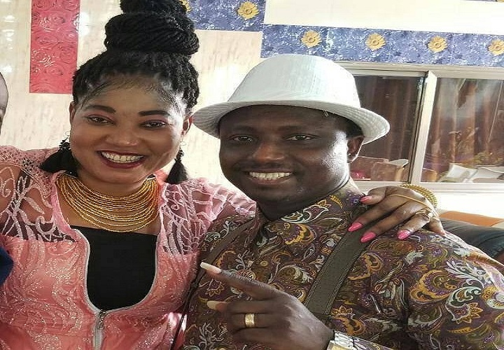 Prophet Ebenezer Adarkwa and wife - Rev. Mavis