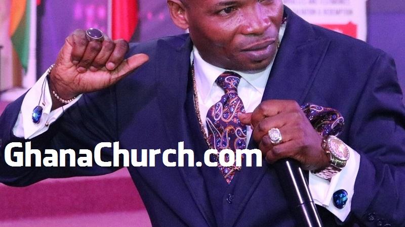 Prophet Elisha Salifu Amoako - General Overseer of Alive Chapel International