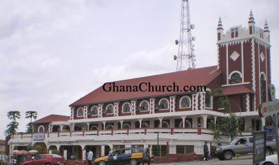 Wesley Methodist Cathedral, Kumasi Ghana.